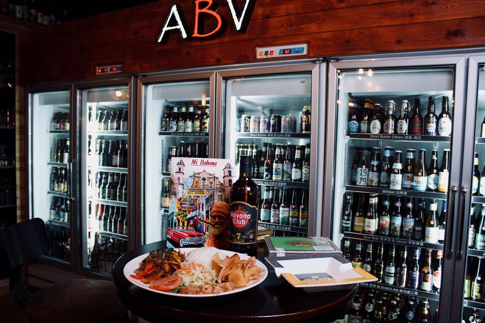 料理/ABV/加勒比海
