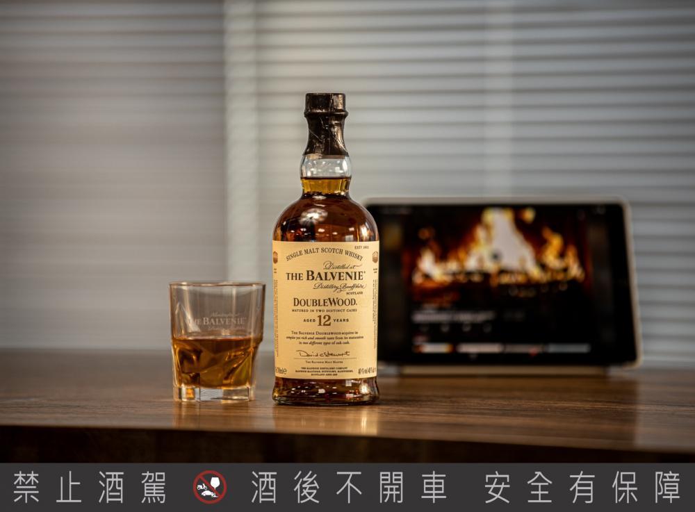 The Balvenie 百富12年雙桶單一麥芽威士忌/威士忌/William Grant&Sons