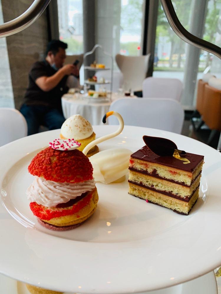 英式下午茶/新板希爾頓酒店/板橋/新北