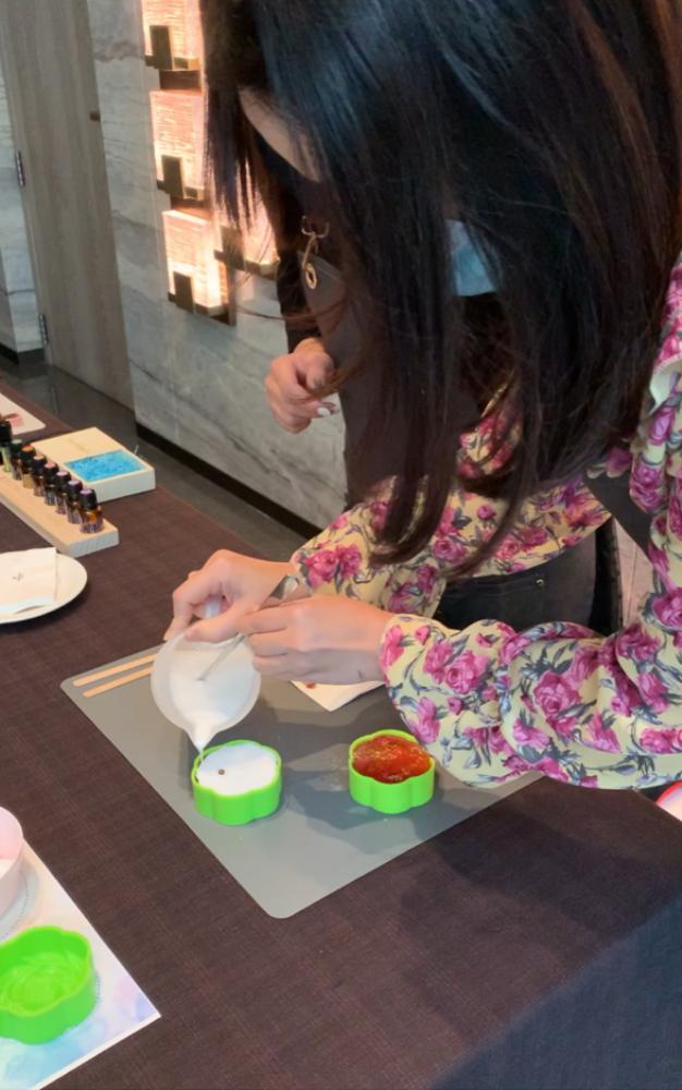 造型香皂/新板希爾頓酒店/板橋/新北