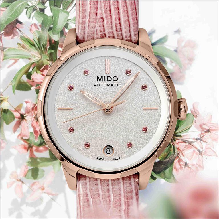Rainflower花雨系列/MIDO/手錶