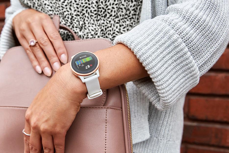 vivoactive 4S系列 GPS智慧腕錶/Garmin
