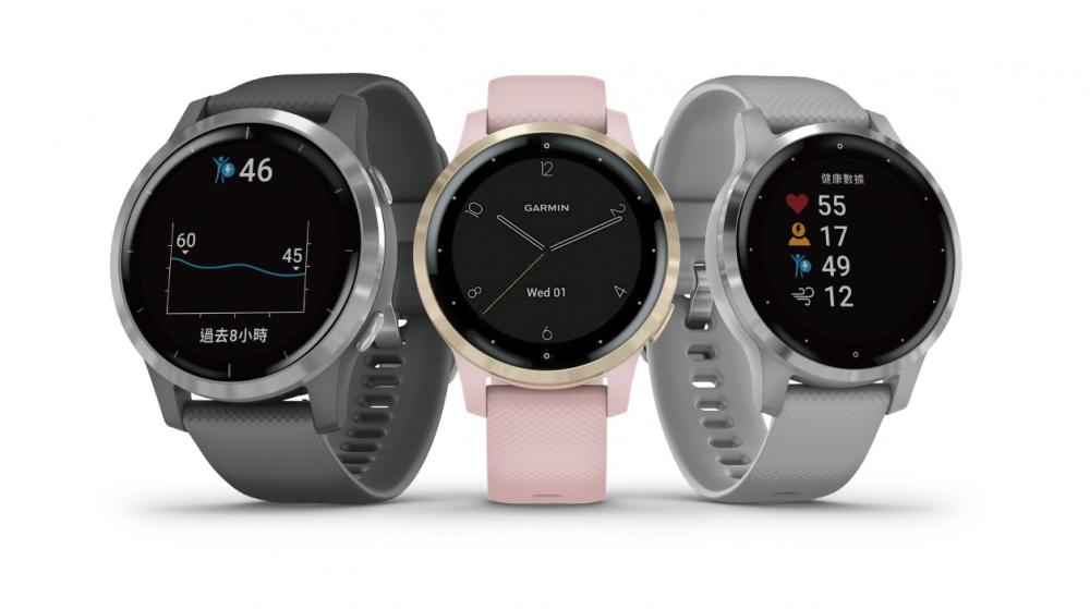 vivoactive 4&4S系列 GPS智慧腕錶/Garmin
