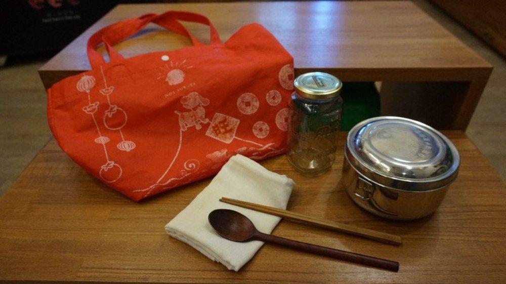 一次性餐具/台灣綠色和平組織