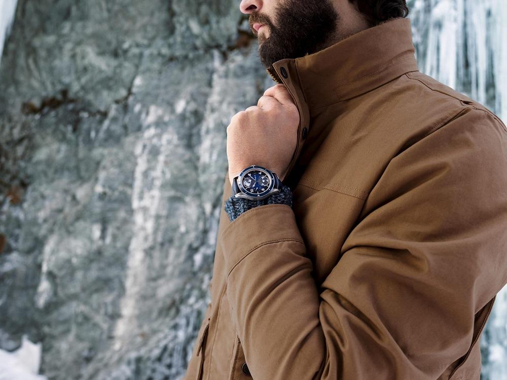 萬寶龍1858系列/手錶