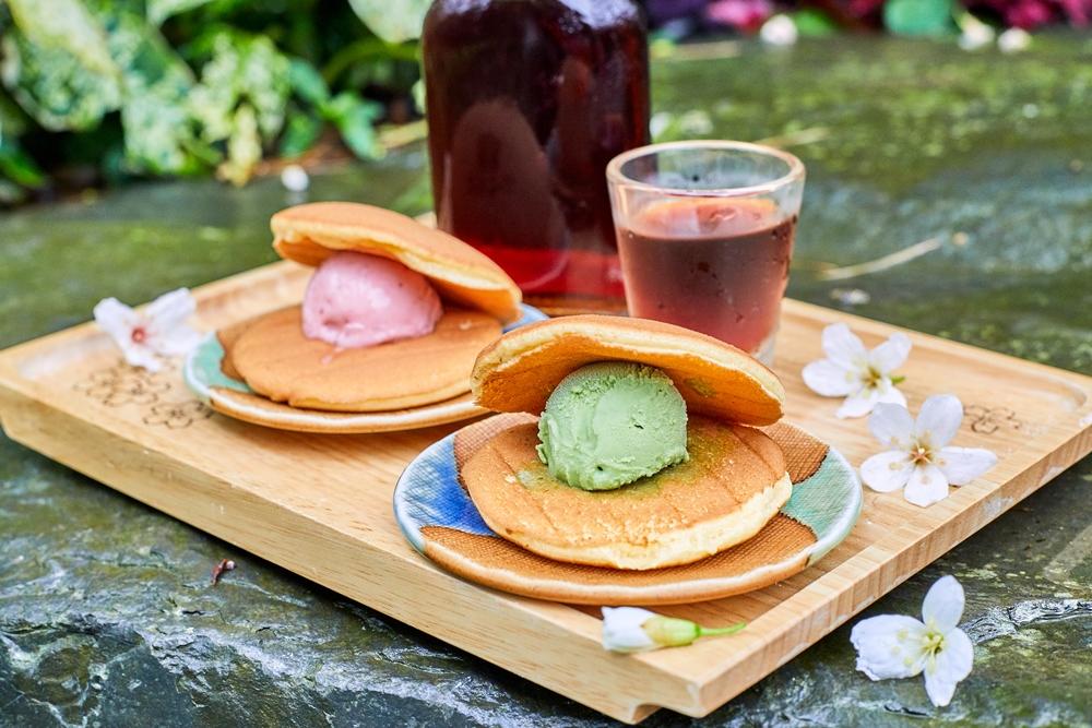 冰淇淋銅鑼燒/雙峰草堂/銅鑼鄉/苗栗