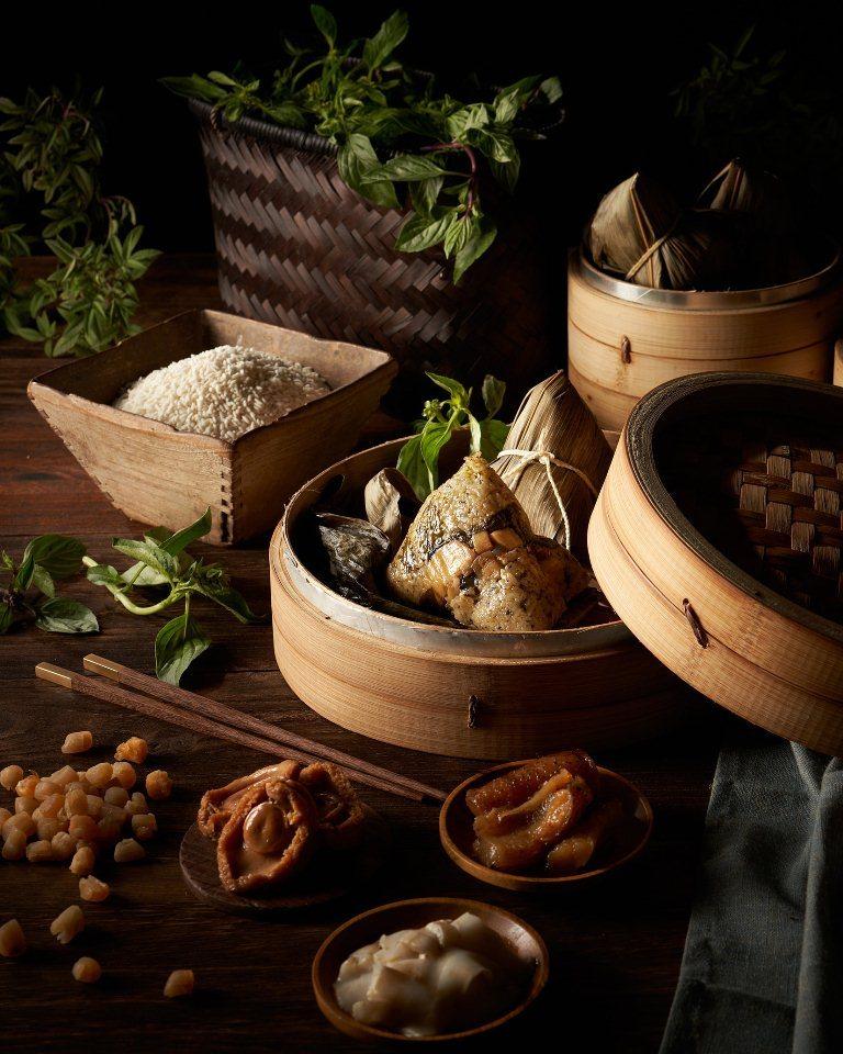 飄香無敵海景粽/粽子/台北美福大飯店/端午