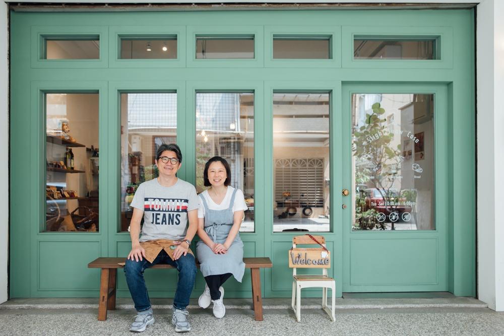 小雪 Casa/麵包店/台中/台灣