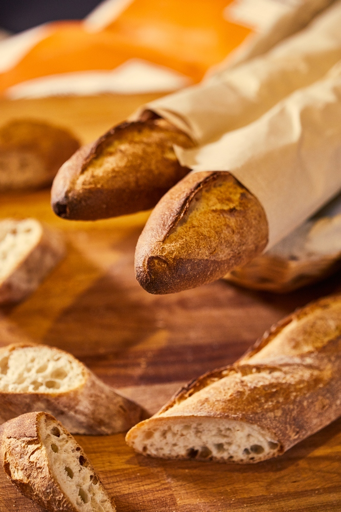 法棍/麵包/Purebread Bakery/藍色麵包店/歐派/大安區/台北