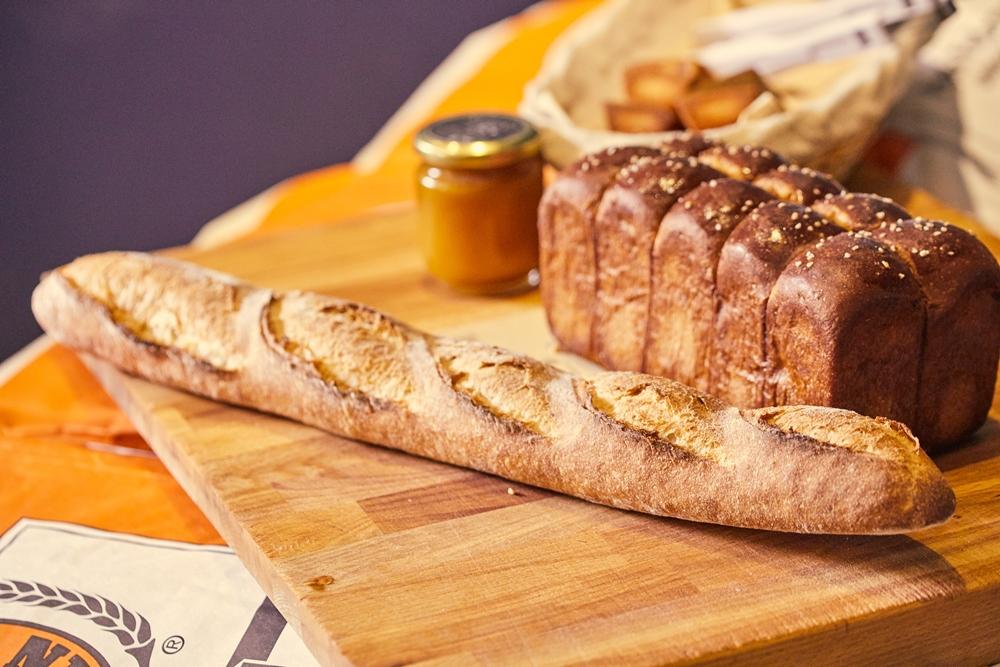 麵包/Purebread Bakery/藍色麵包店/歐派/大安區/台北