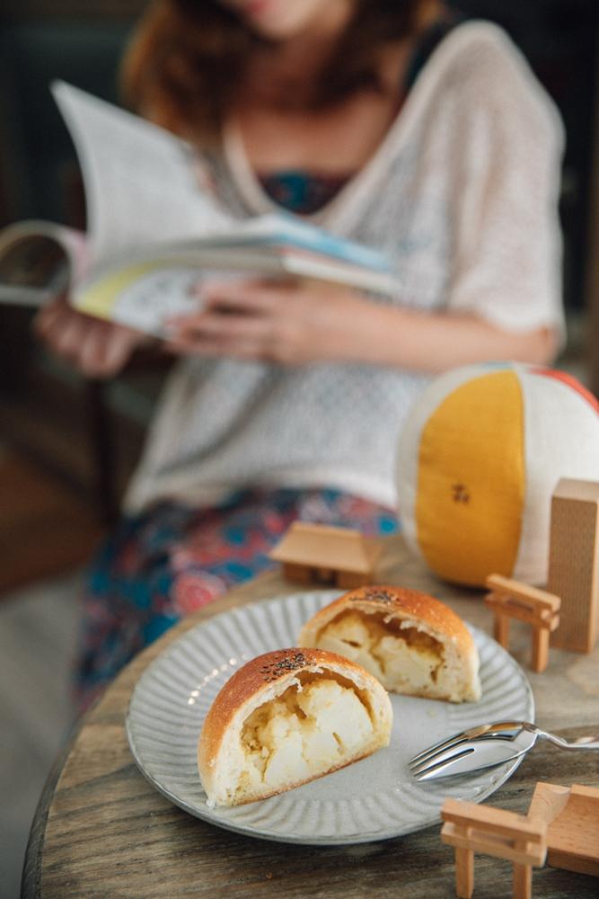 麵包/小皮球/麵包店/台中