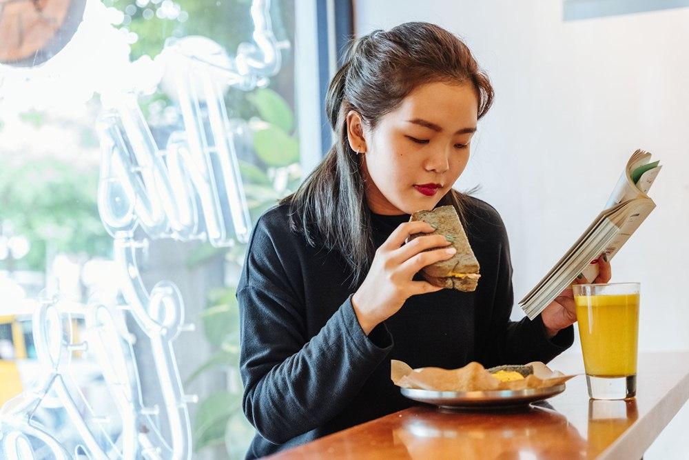 三明治/包果/台北/美食