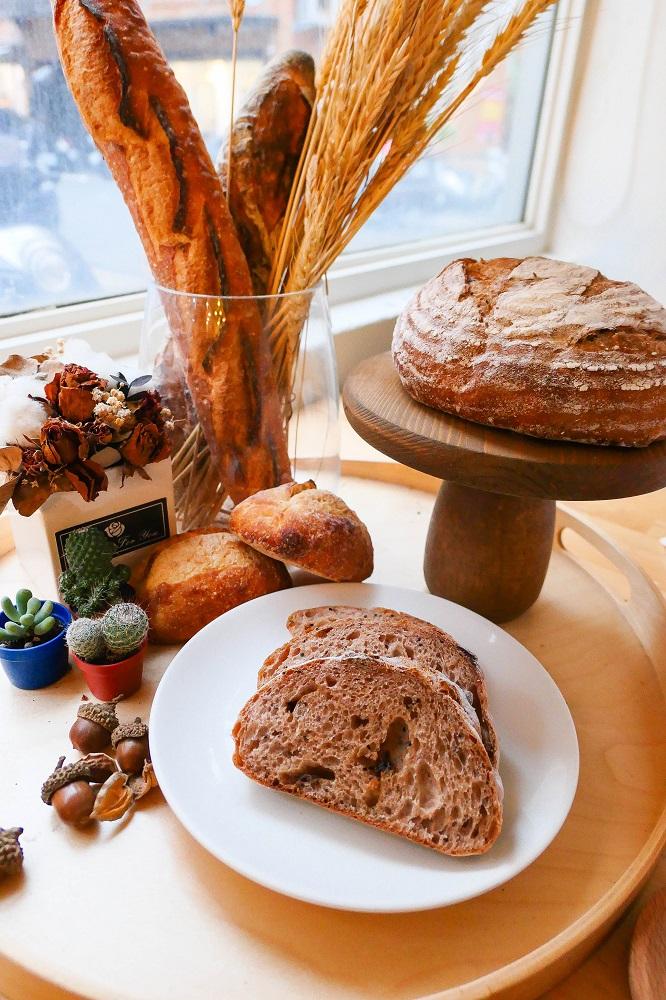 麵包/麵包店/不二/台東