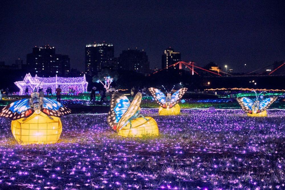 2020新北河濱蝶戀季/板橋/台北