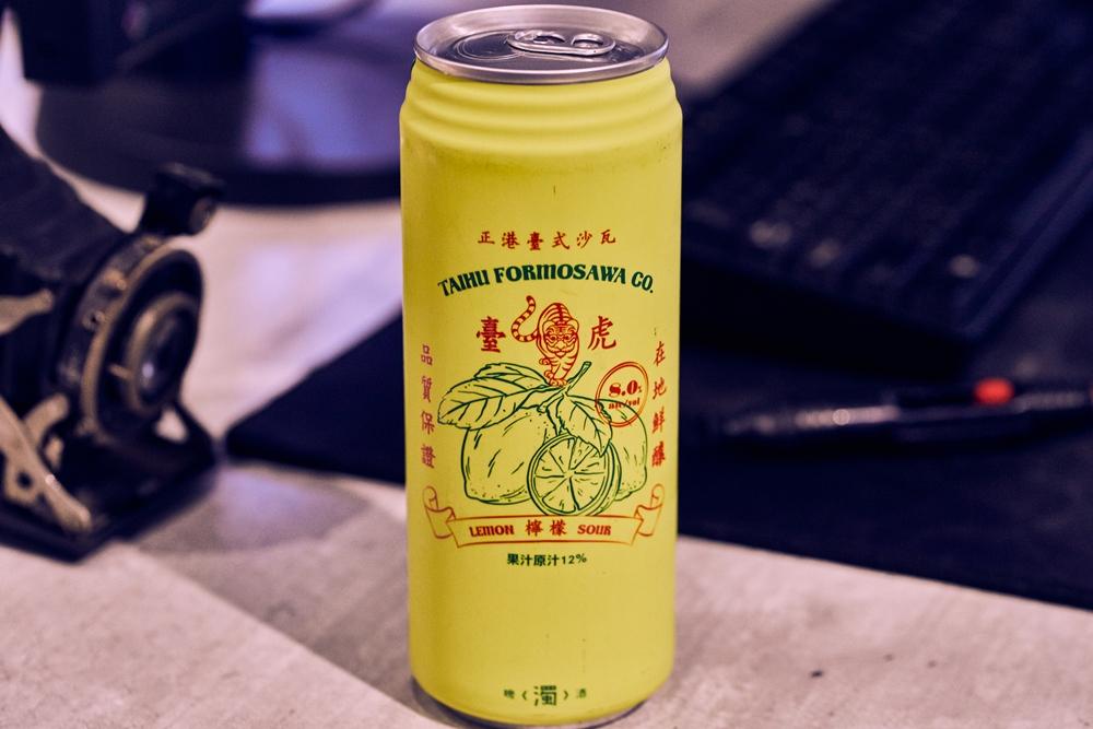 臺虎精釀/檸檬沙瓦/台灣