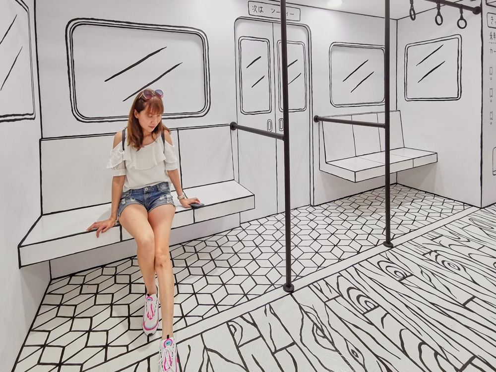 內部空間/2D cafe/咖啡廳/大安區/台北