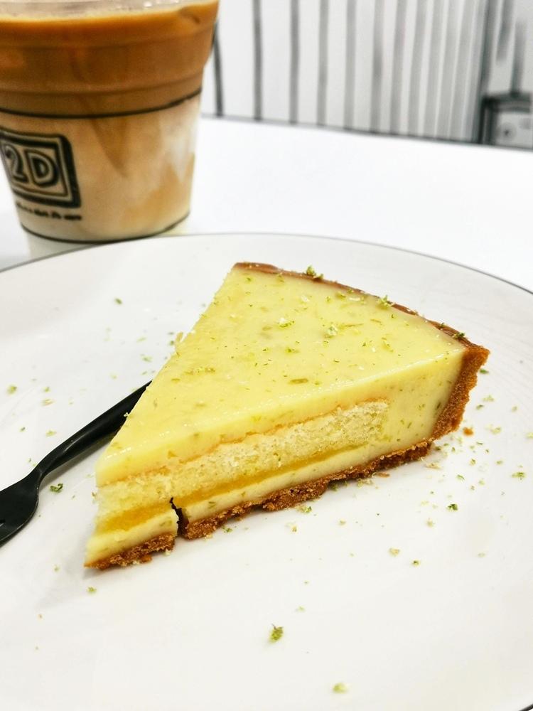 檸檬派/2D cafe/咖啡廳/大安區/台北