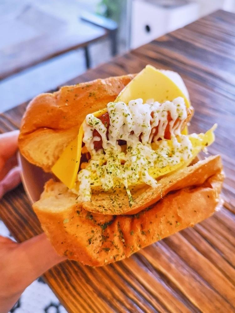 吐司/only toast偷吃吐司/早午餐/台北