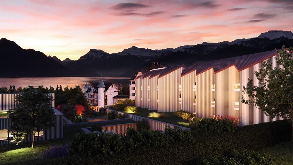 瑞士/瑞士旅遊/深度旅遊/Chenot/健康養生度假村