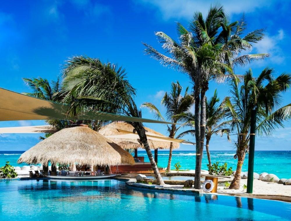 外觀/Bali Lo/度假村/Necker Island/維京群島/加勒比海