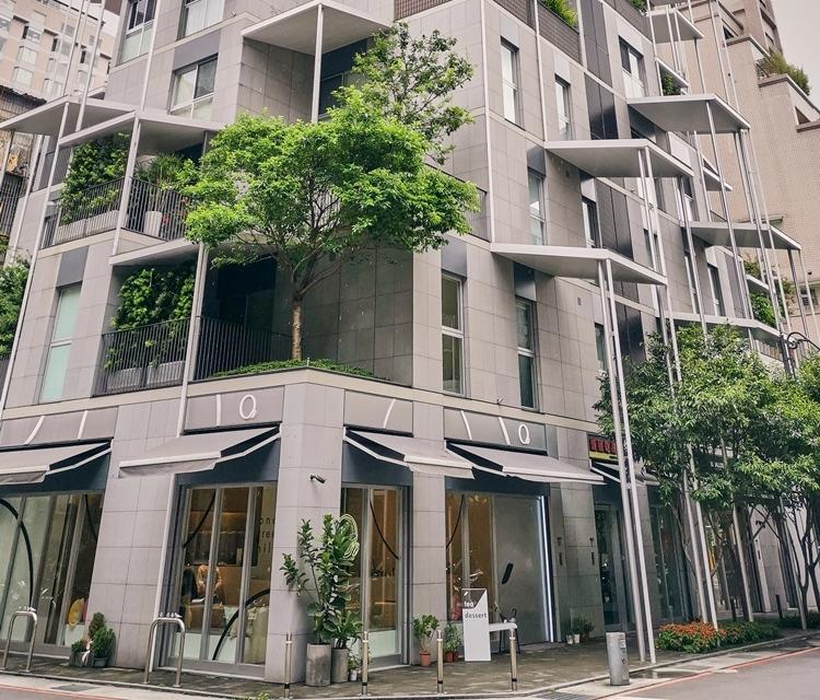 店外觀/Oth Taipei茶飲店/台北