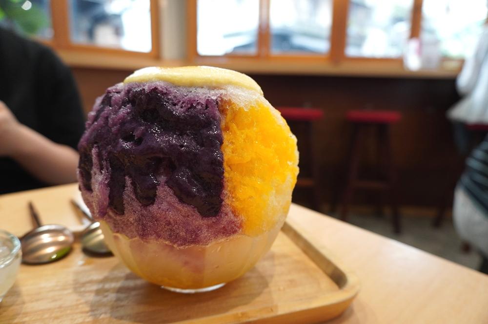 燒冰芒果藍莓/金雞母/中正區/台北