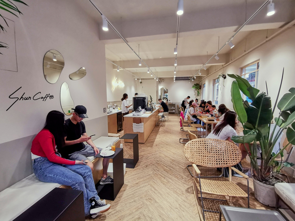 店內/Shun coffee/蘆洲區/新北
