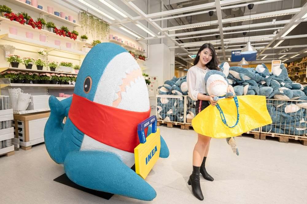 鯊魚/IKEA/青埔/桃園