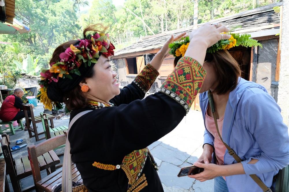 石板屋/舊筏灣部落/瑪家鄉/屏東/台灣/深度旅遊