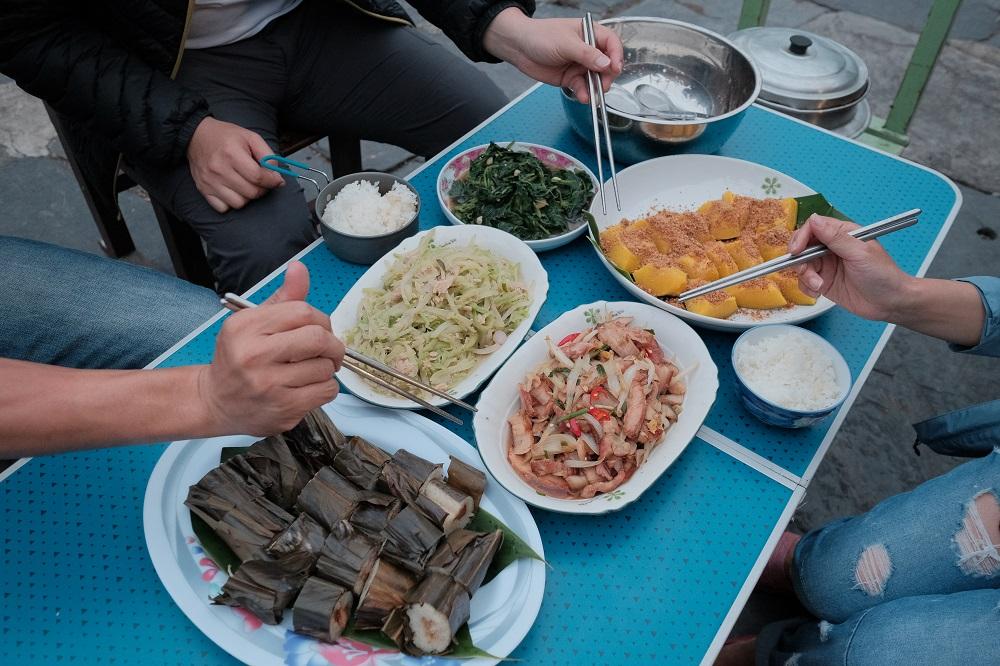 晚餐/舊筏灣部落/瑪家鄉/屏東/台灣/深度旅遊