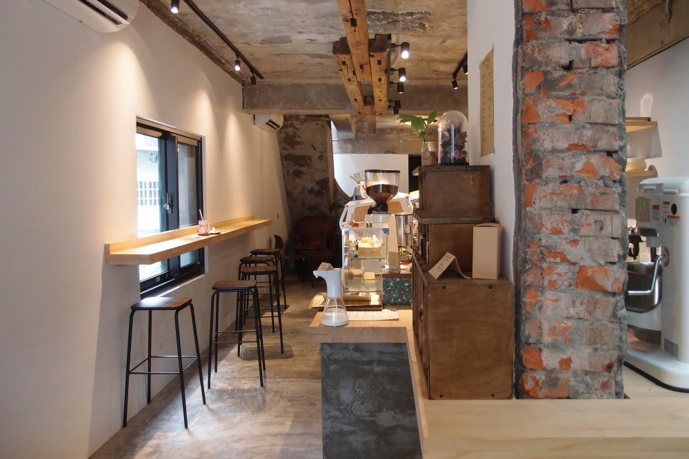內部/這裡是咖啡店The place/羅東/宜蘭