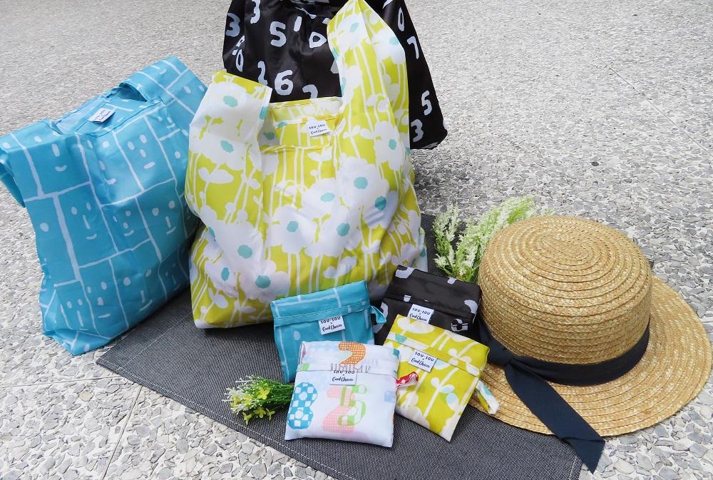 毛巾/購物袋/濕紙巾/SOUSOU/7-11/限量聯名/台灣