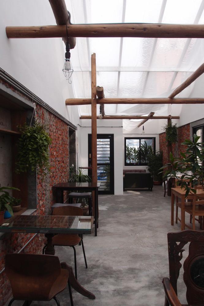 這裡是咖啡店The place/打卡景點/宜蘭