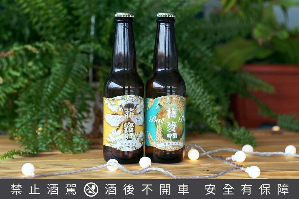 蕎蜜/梅麥/家常系列/啤酒頭釀造/家樂福/台灣
