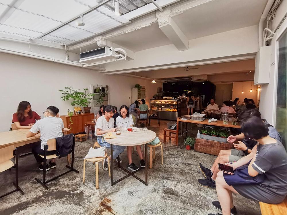 內部/Flügel Studio/德式人文甜點空間/大安區/台北