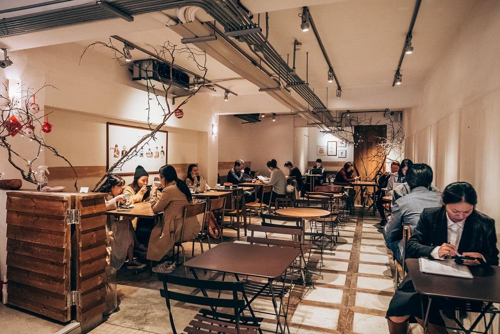 富錦樹咖啡/咖啡店/中山區/台北/台灣/美食推薦