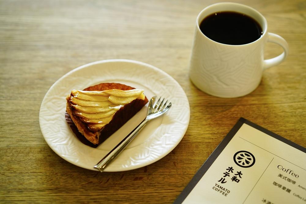 甜點/驛前大和咖啡館/屏東
