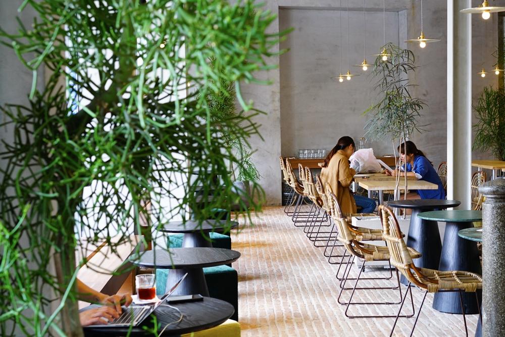 座位區/驛前大和咖啡館/屏東
