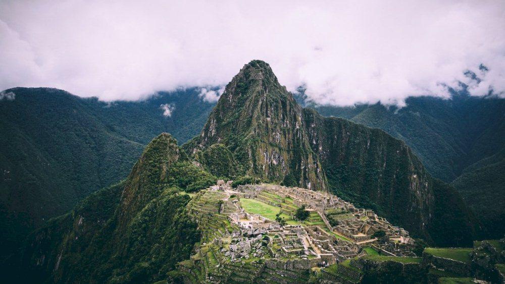 馬丘比丘/考古遺址/秘魯
