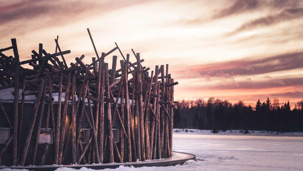 Arctic Bath/桑拿浴/瑞典