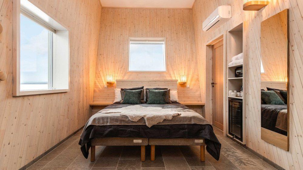 住宿小屋/Arctic Bath/桑拿浴/瑞典