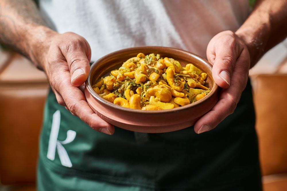 咖哩/斯里蘭卡料理/Kolamba/餐廳/倫敦/英國