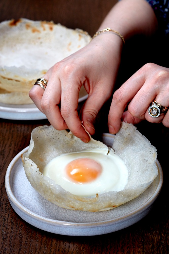 Hopper/斯里蘭卡料理/Kolamba/餐廳/倫敦/英國