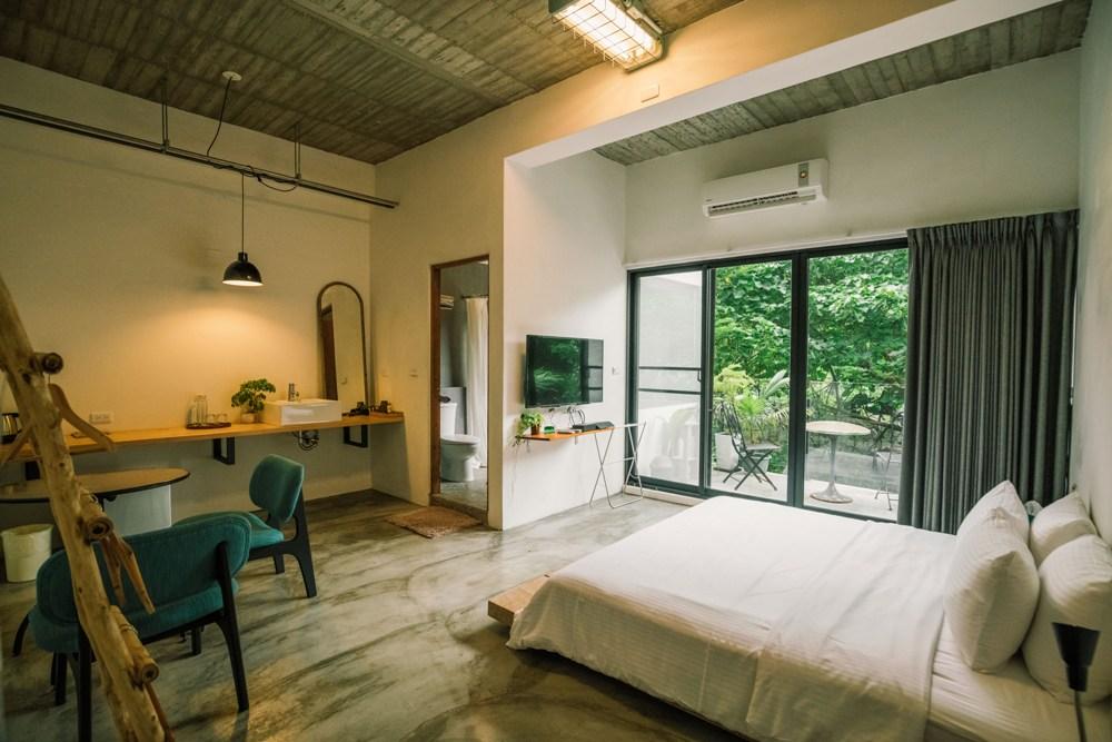 台灣必住Villa之一:墾丁「鹿過小漁港」的房間