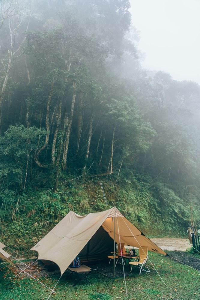 距離台北都會最近的野營區新竹飛鳥恰恰