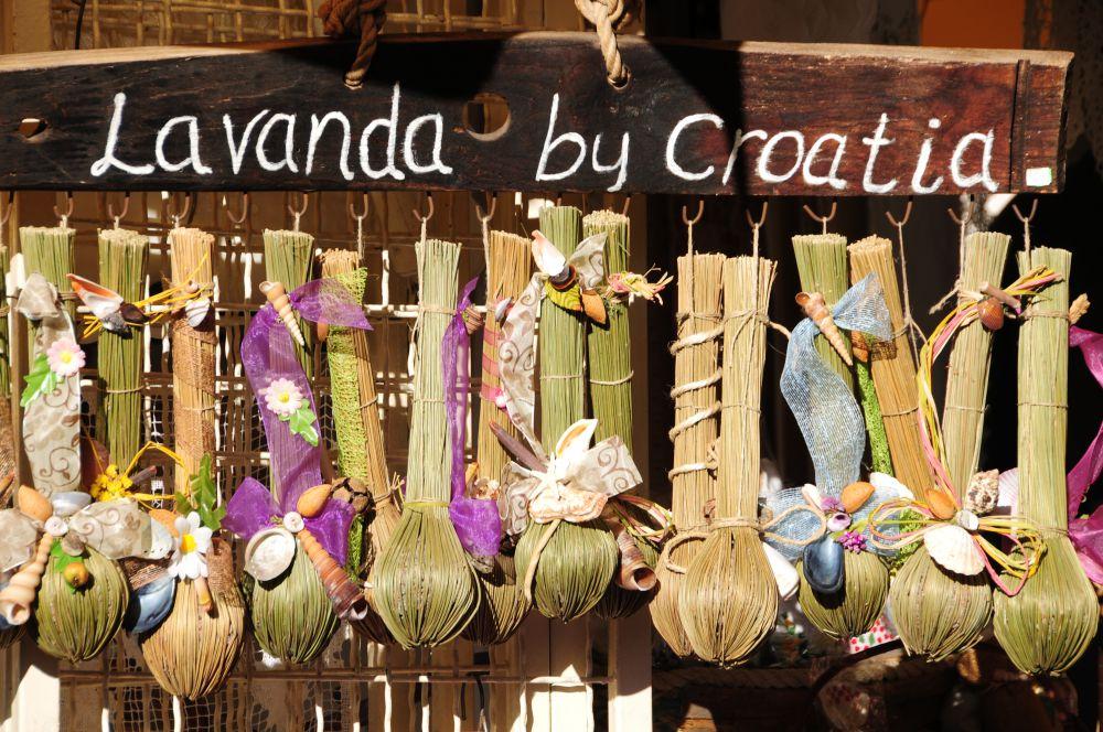 克羅埃西亞必買薰衣草製品