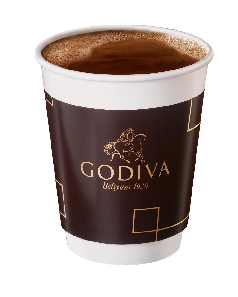 黑巧克力沖繩黑糖熱飲/GODIVA/TRAVELER luxe