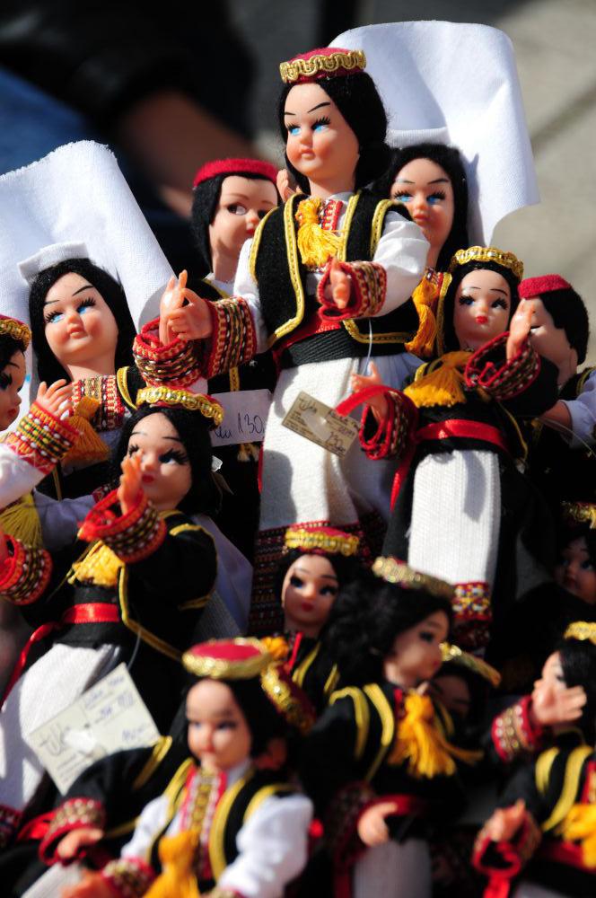 克羅埃西亞必買的民俗公仔玩偶