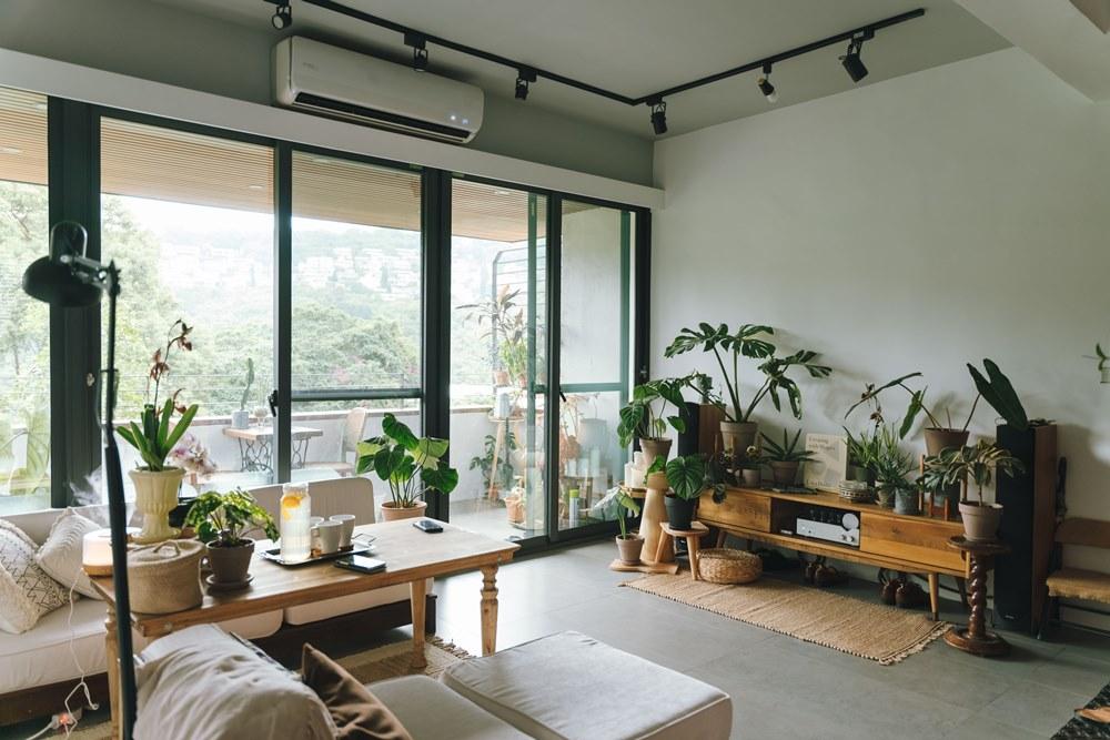 Yuty Huang的家/植物風格師/台北