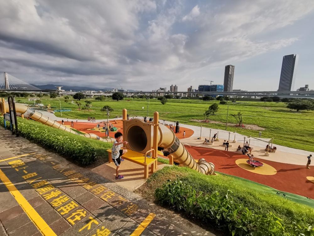 新北大都會公園/主題遊樂區/台灣